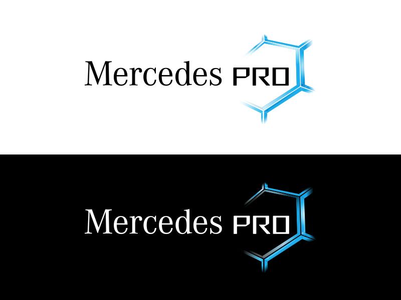 Mercedes PRO Logo